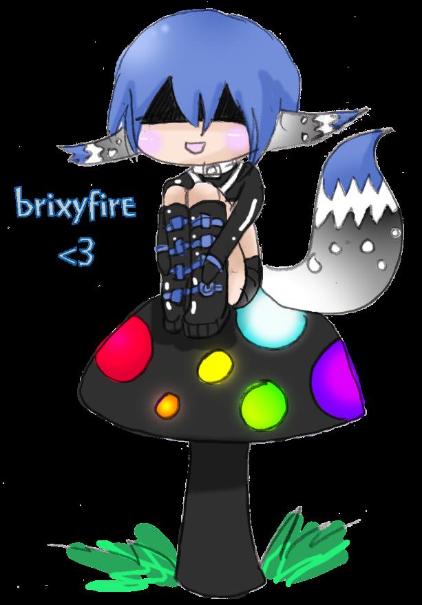 Trip mushroom ID by Brixyfire