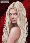 Daenerys Targaryen by Octavia-Moon
