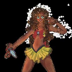 Sasha :: Sailor Lynx