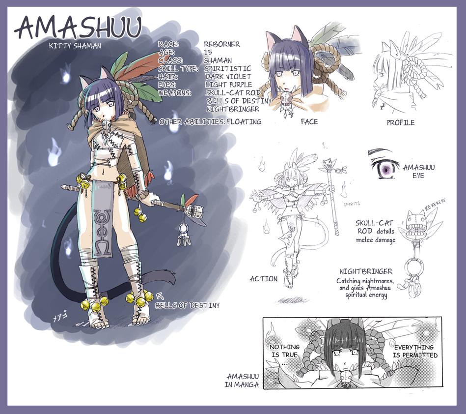 RA: Amashuu by meago