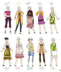 Various female clothes 4