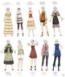 Various female clothes 7