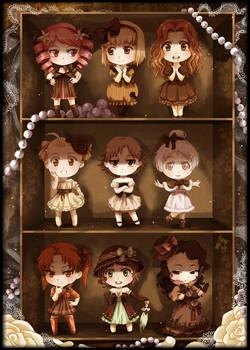 Chocolate box II