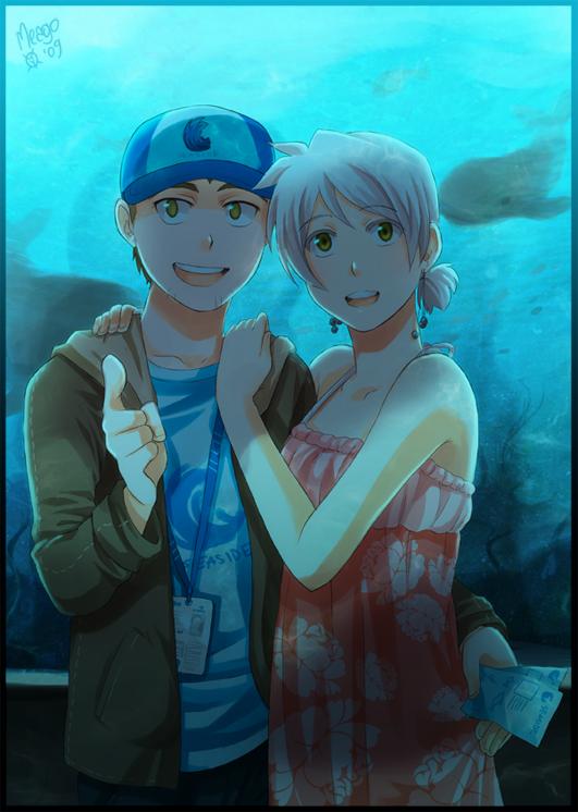 Oceanarium by meago