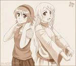 Anya and Ericka