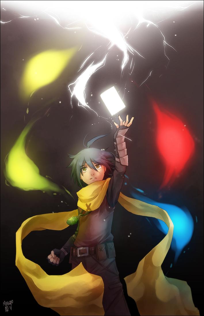 Reize's spell by meago