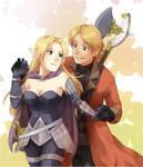 TamTu and Lyndalae