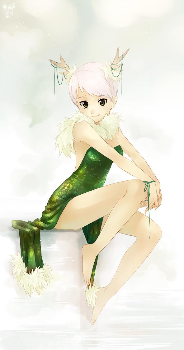 Dragon by meago