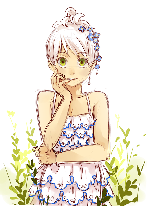 forget me not by meago