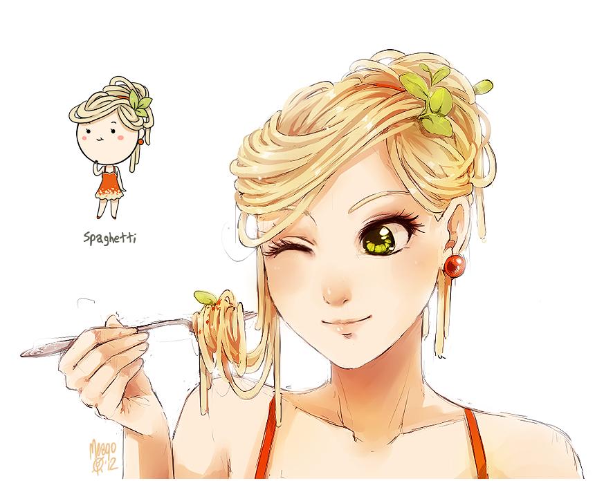 spaghetti by meago