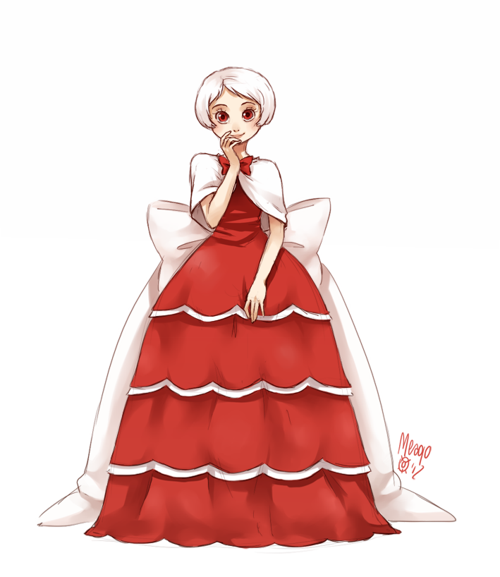 red velvet fullbody by meago on DeviantArt