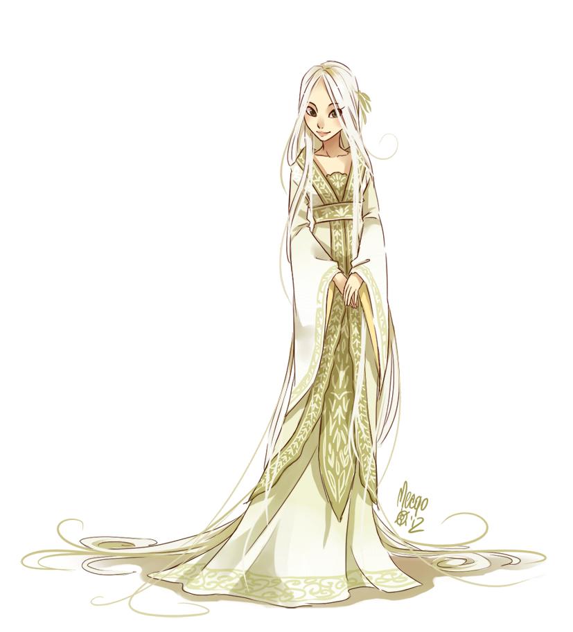 white tea by meago