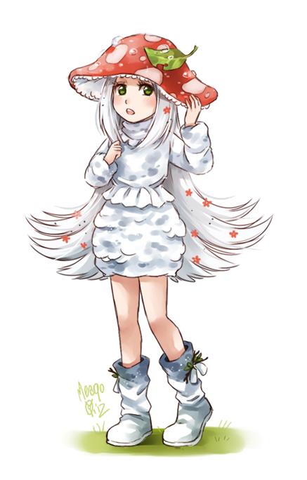 Amanita by meago
