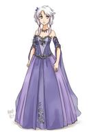 Sairan lilac by meago