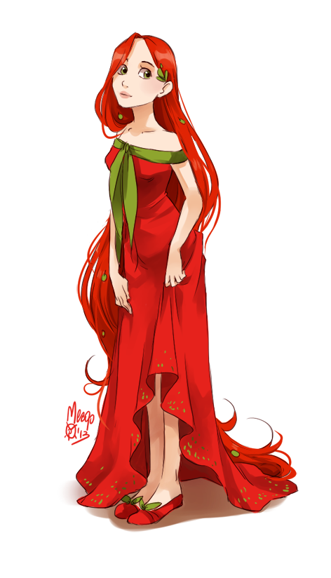 tomato sauce fullbody by meago