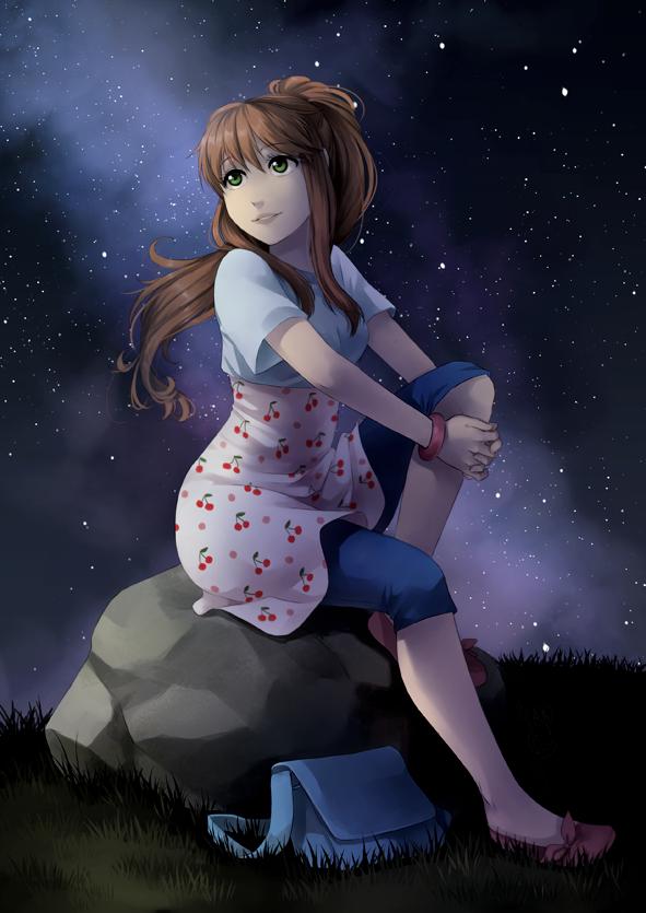 Katherine Star by meago