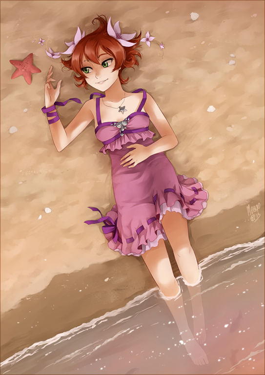 Hello mr starfish by meago