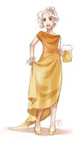 beer fullbody