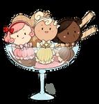 neapolitan ice cream