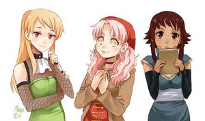 Kaiya Rini and Kaori