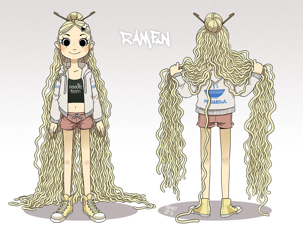 Ramen casual by meago