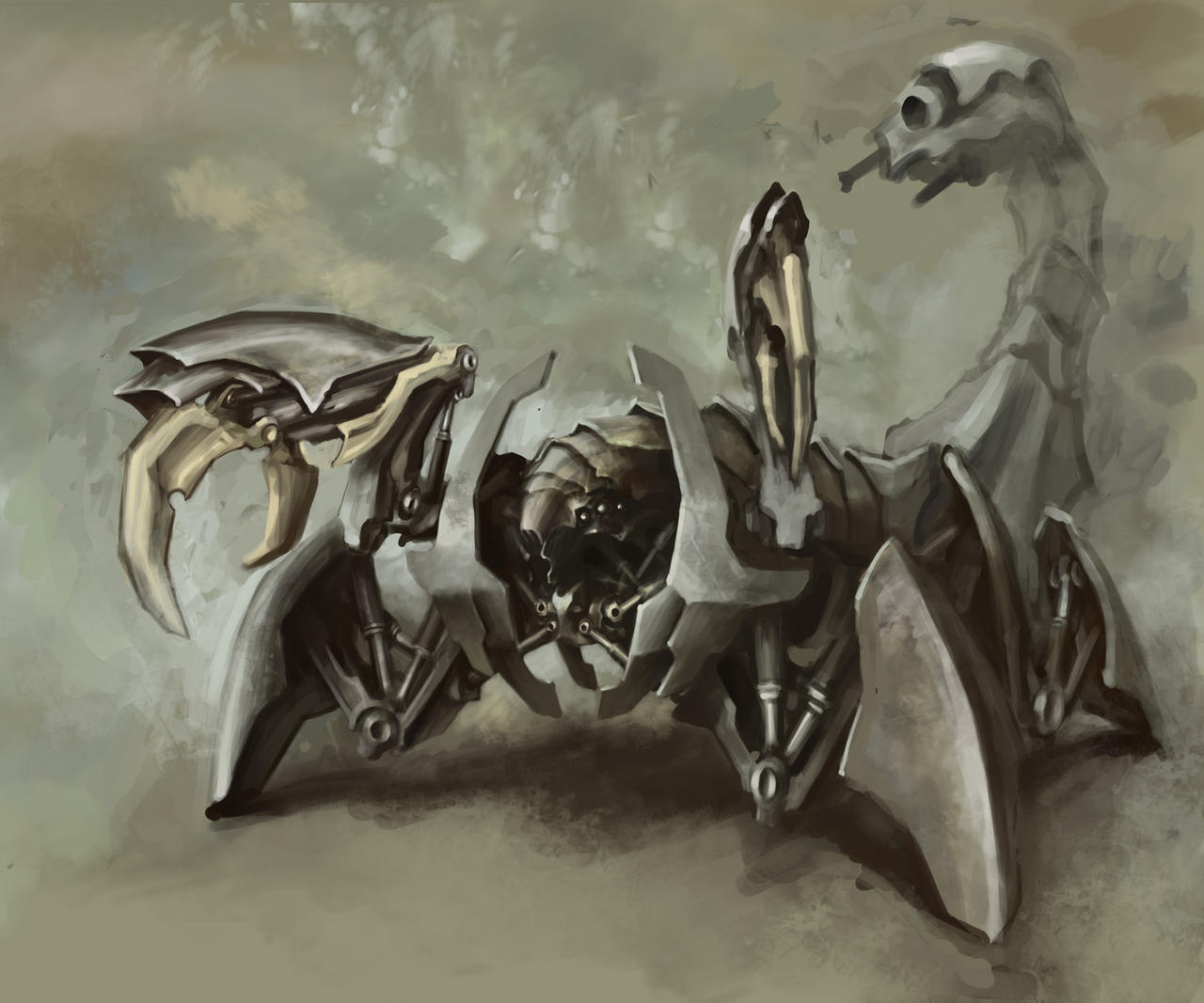 Insectecide remake) by Igor-Zhovtovsky