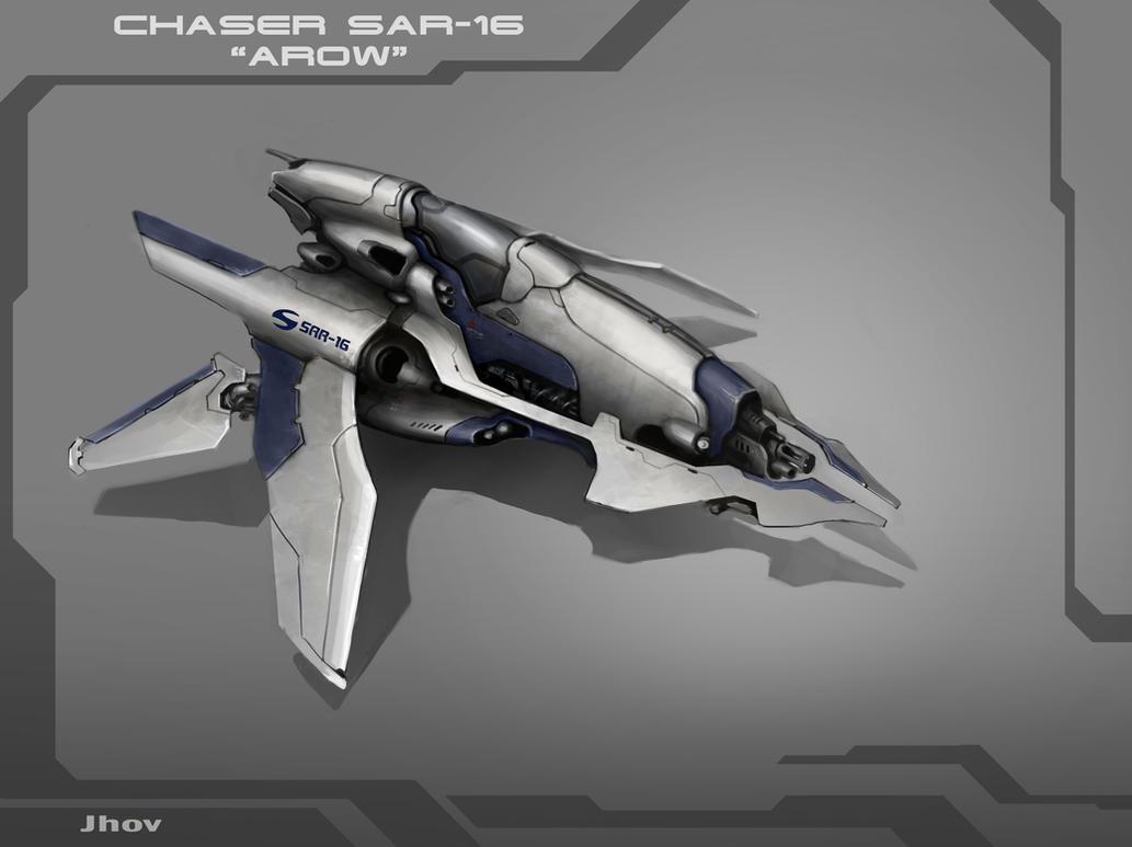 Chaser SAR-16 AROW by Igor-Zhovtovsky