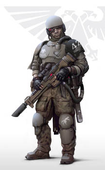 Imperial army Auxiliary