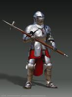 Armor study by Igor-Zhovtovsky