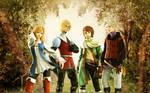 Final Fantasy III Team