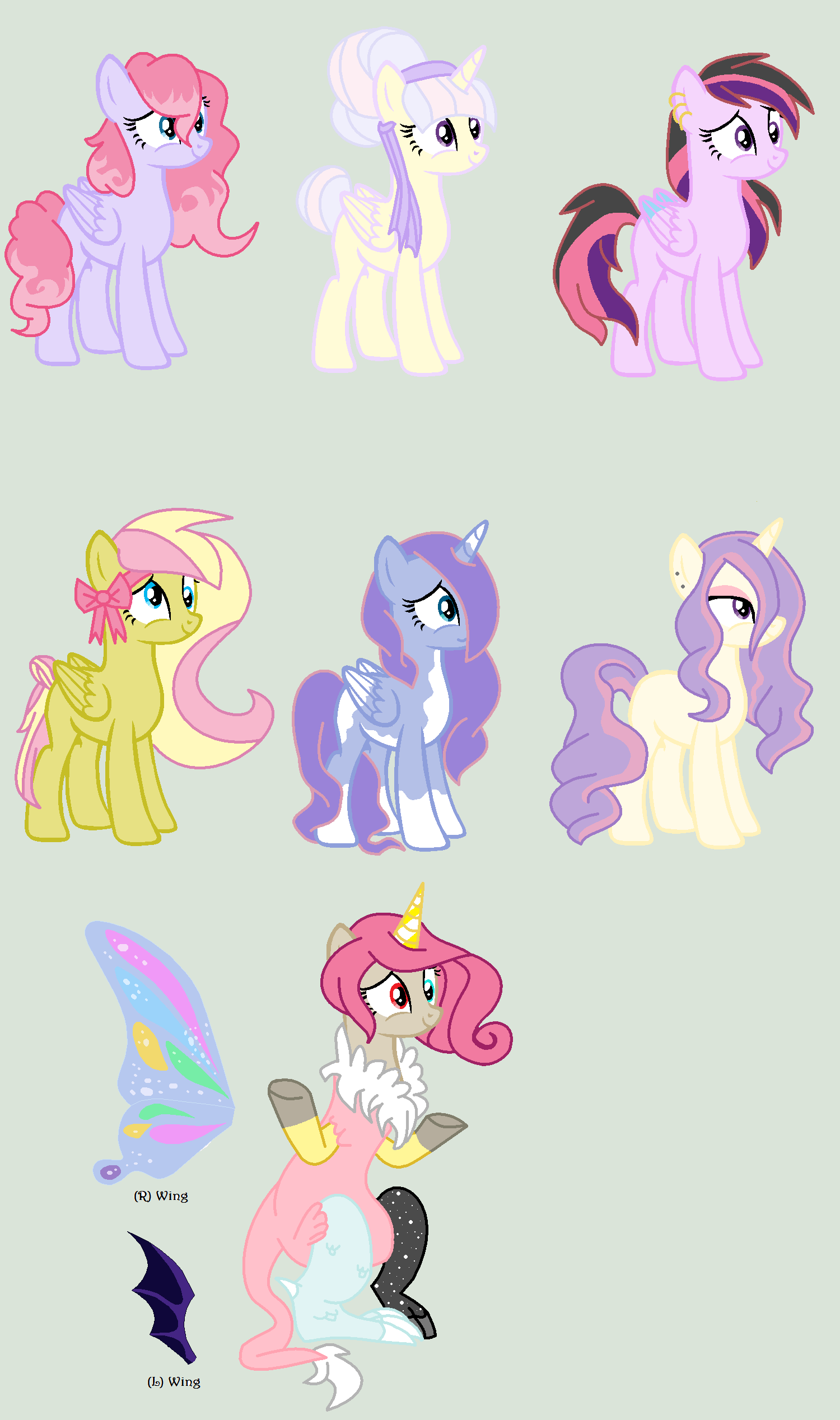 Mlp Fluttershy Parents Llll