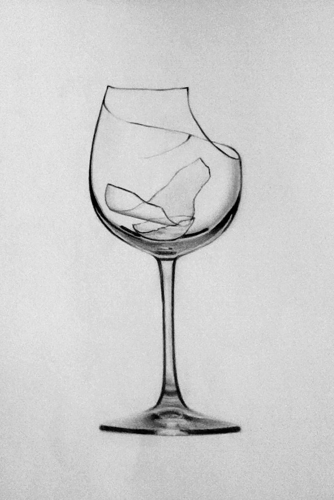 Sketches Of Broken Glass | www.pixshark.com - Images ...