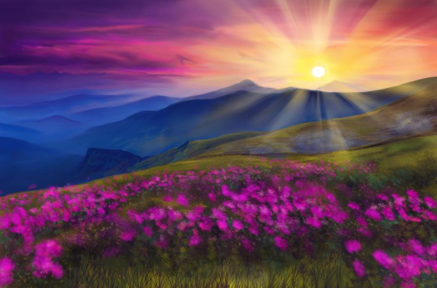 Sunrise by diana-0421
