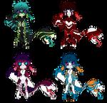 Monster Adopt Sheet 2 [OPEN]