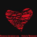 Torn Heart by Bestestcat