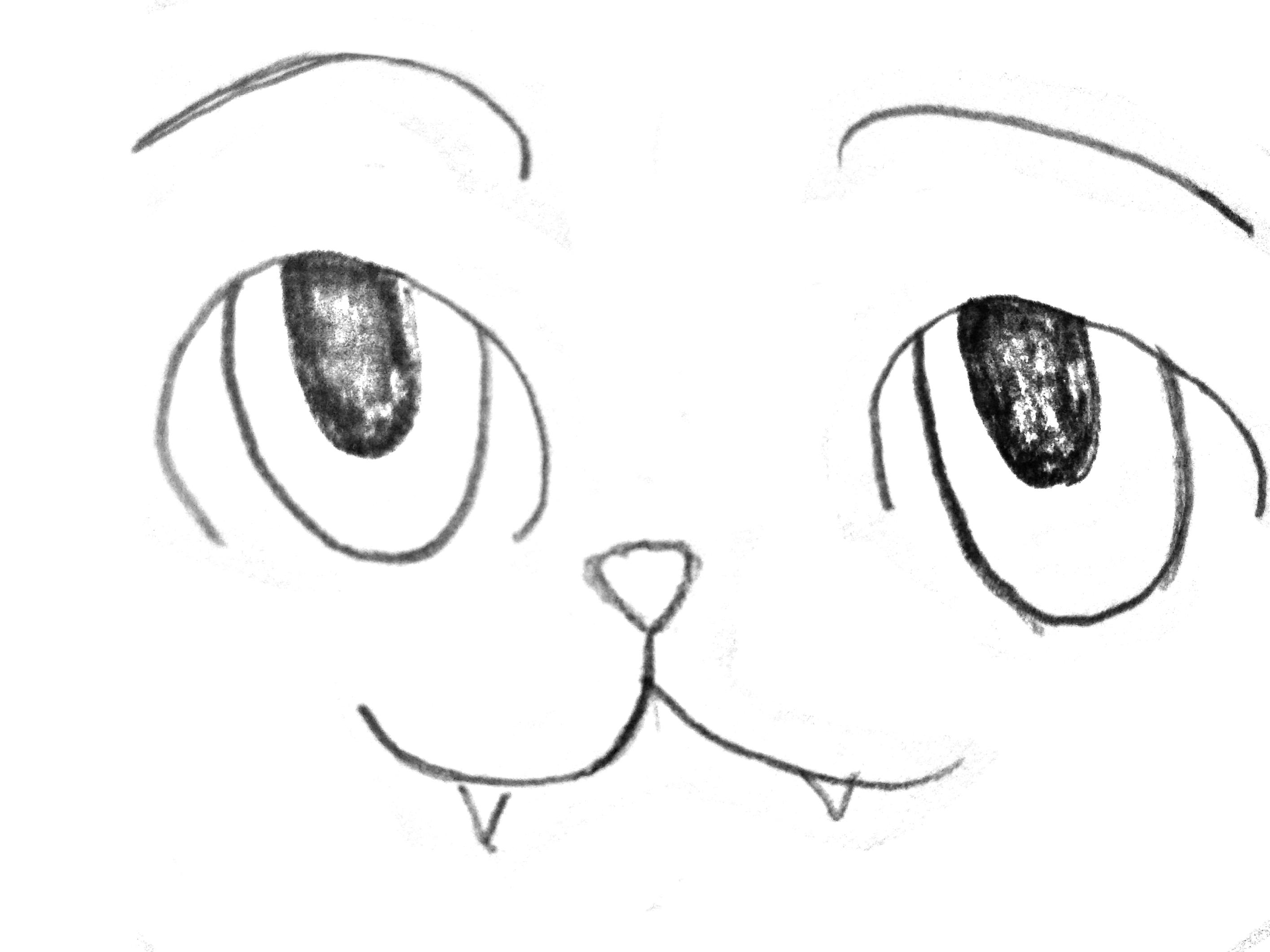 Happy Kitty by Bestestcat