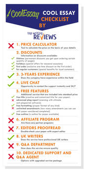 Pros and Cons of CoolEssay by TopWritingReviews by topwritingreviews