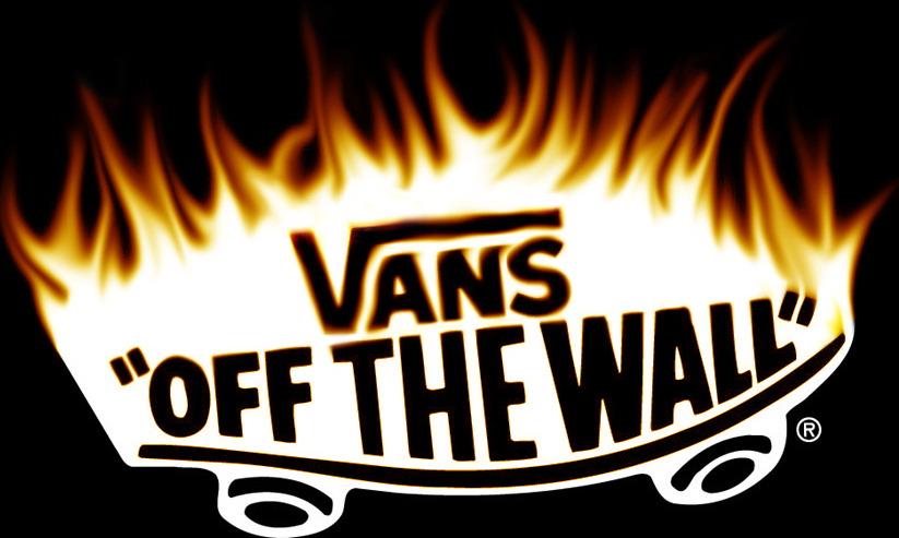 Vans In Fire By X PHiLippE