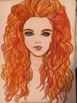 Merida Watercolor