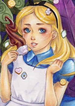ATC: Alice by endlessteatime