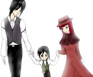 Michealis Family by Yuaikai8
