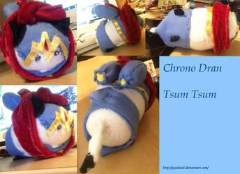 Chrono Dran Tsum Tsum by Yuaikai8