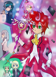 Prisma Chrono by Yuaikai8