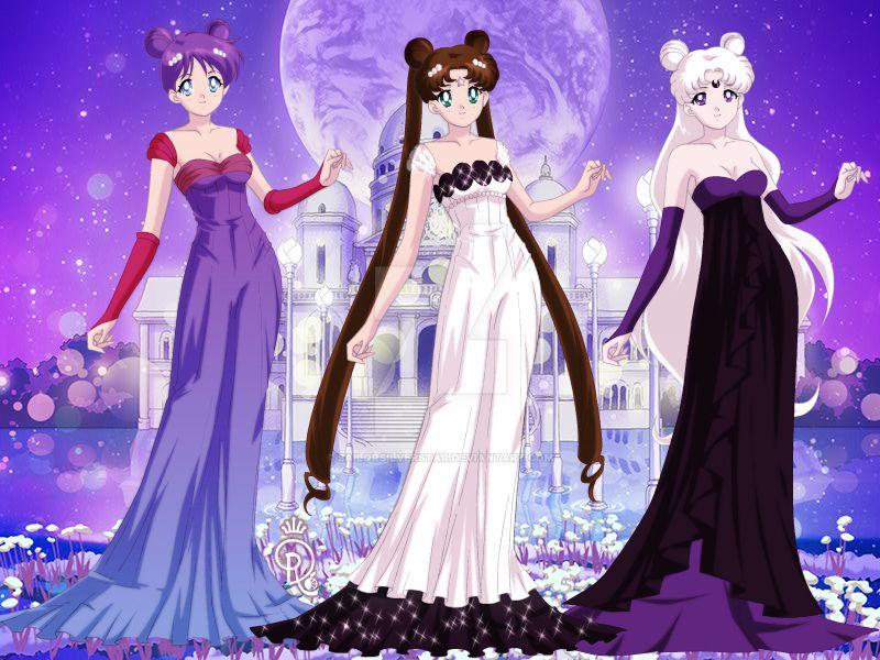 Princess Guardians by sailorsilverstar