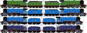 NW #4: Gordon the Express Engine