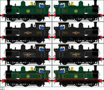NW #11: Oliver the Great Western Engine