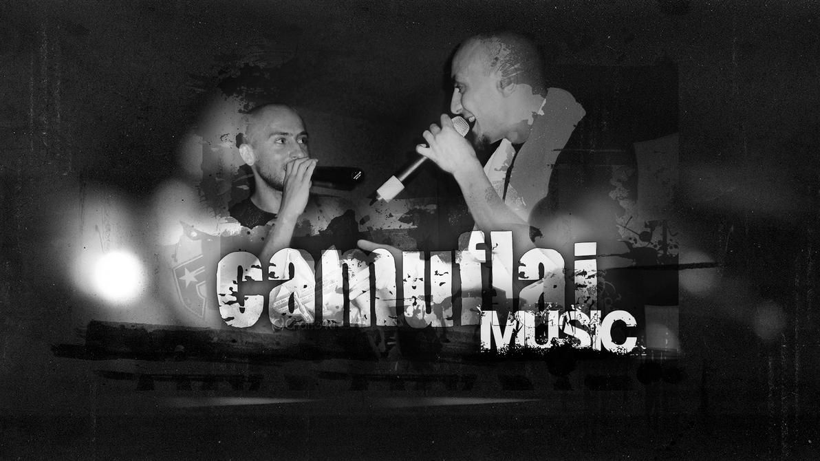 Camuflaj Music by ChatteArt