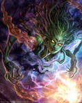 [MOBIUS FF] Cloud of Darkness:FF III