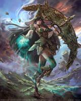 [MOBIUS FF]  Esmeralda by nethvn