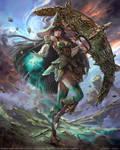 [MOBIUS FF]  Esmeralda